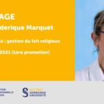 Photo Témoignage – Frédérique MARQUET