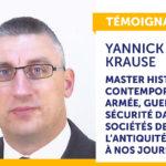 Photo Témoignage – Yannick KRAUSE