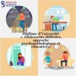 Photo Diplôme d'Université «Adolescents Difficiles»