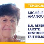 Photo Témoignage – Michèle AMANOU